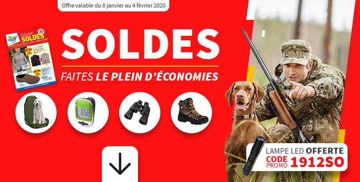 Catalogue soldes n° 364
