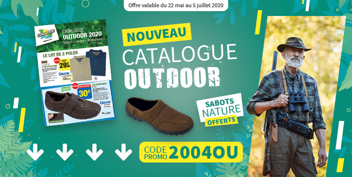 Catalogue Outodoor n° 366 - Avril 2020