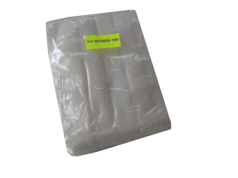 Sachet pour machine sous vide (20x30-100)