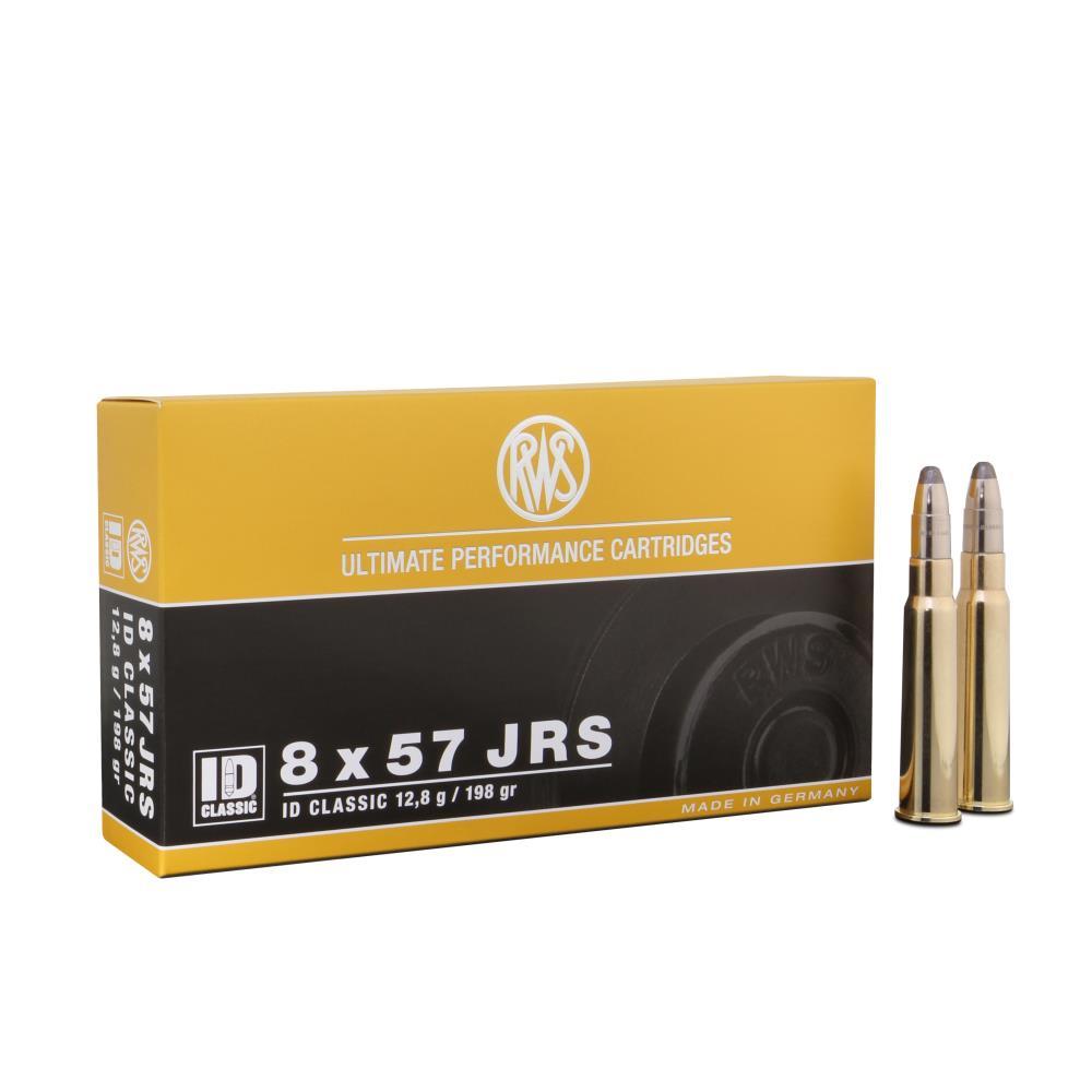 Balles 8X57JRS ID 12.8G