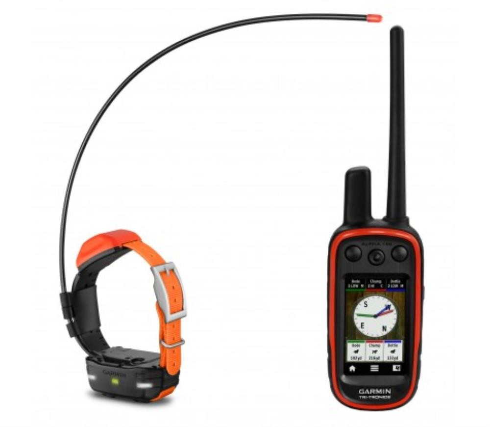 Pack Garmin Alpha 100 et T5 mini