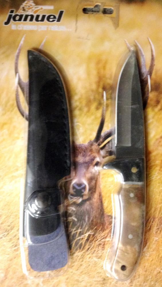 Couteau de chasse à découper M. Ronce