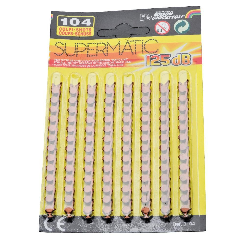 Amorces super matic