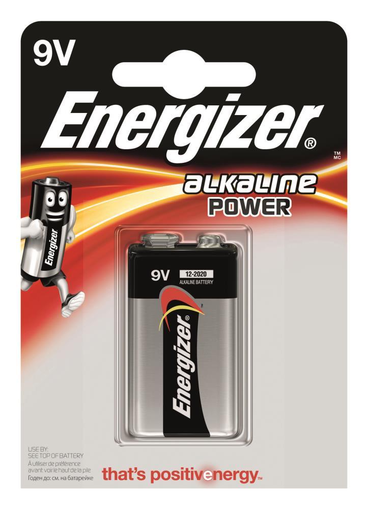 Pile alcaline Power 9 V