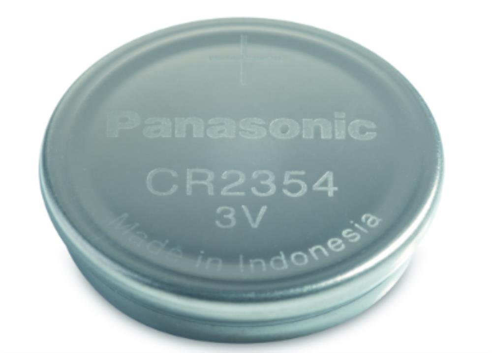 Pile lithium 3 V - CR2354