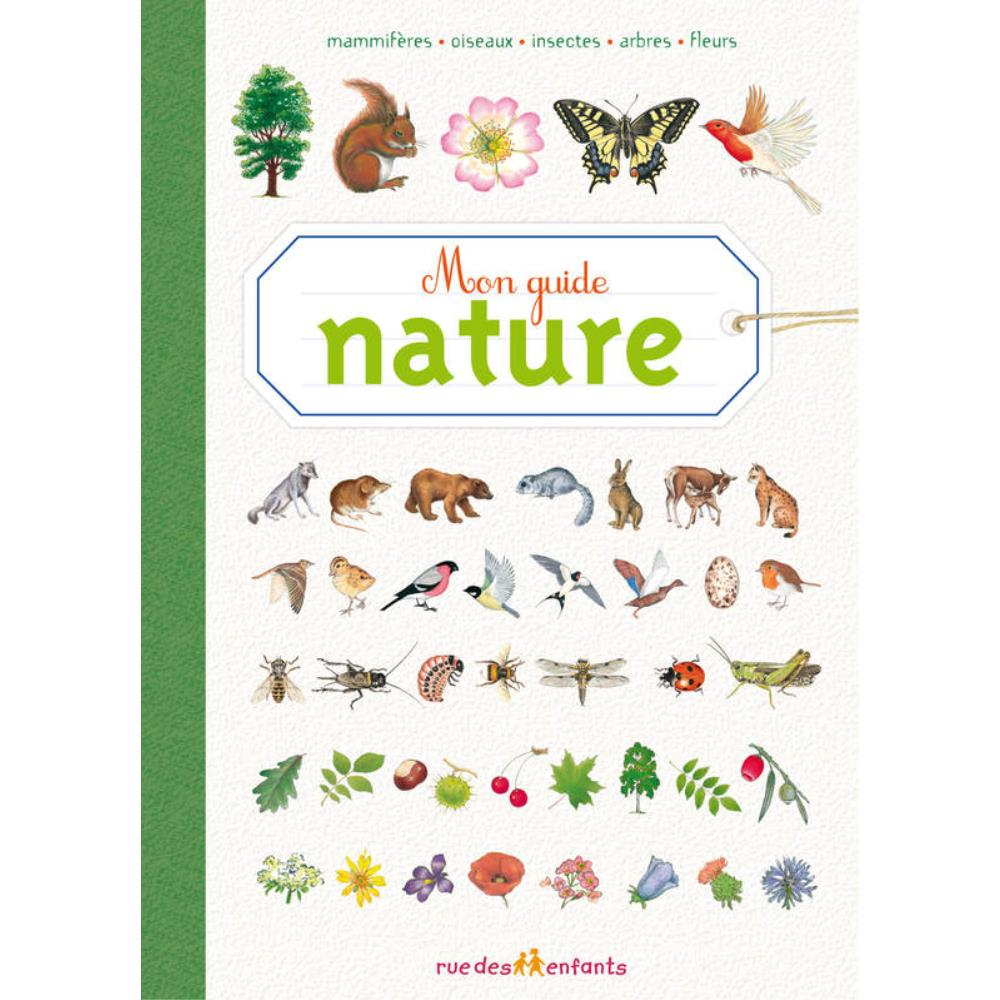 Livre mon guide nature