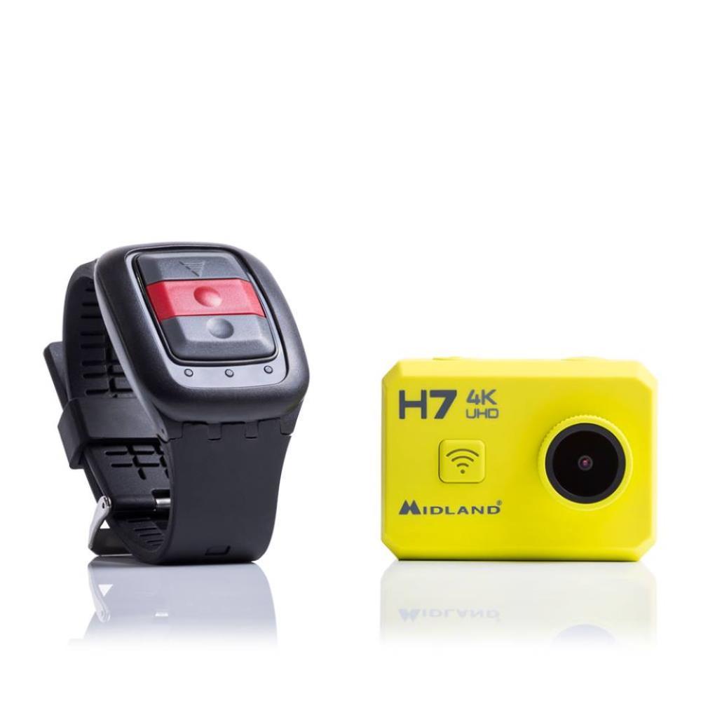 Caméra d'action H7
