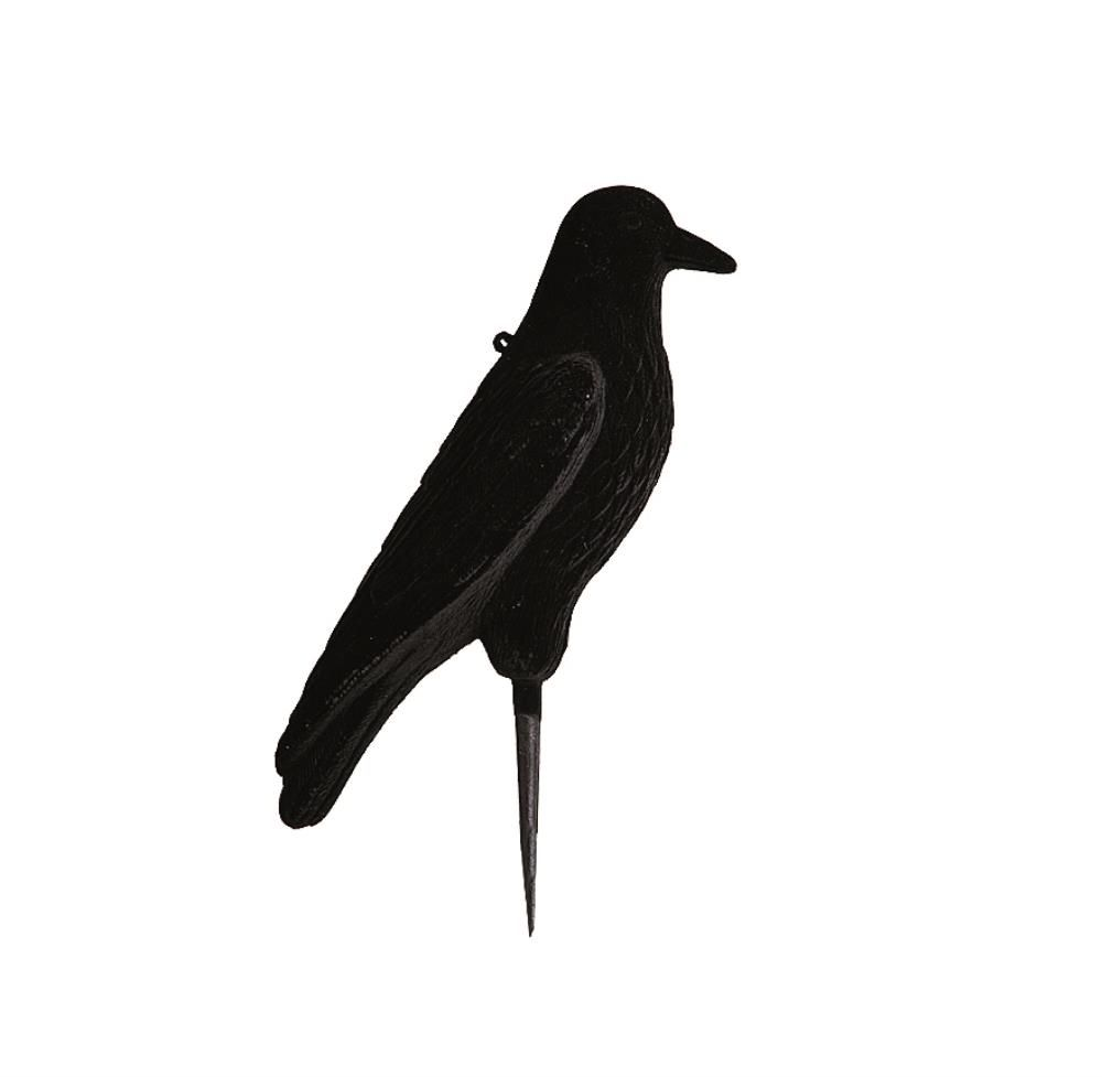 Maxi corbeau floqué