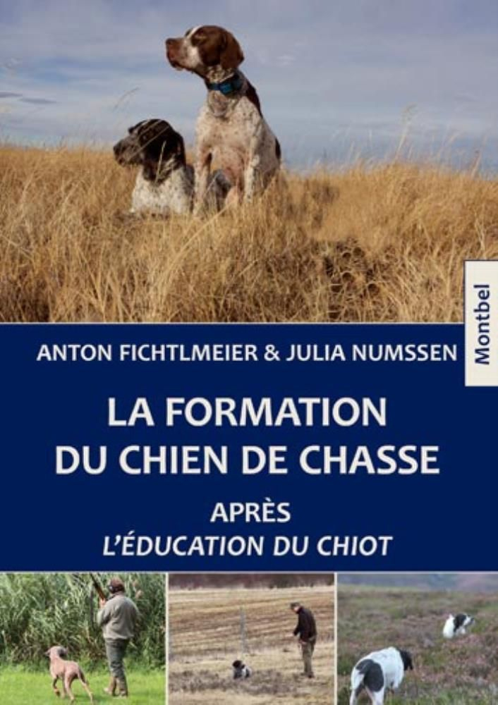 Livre Formation du chien de chasse