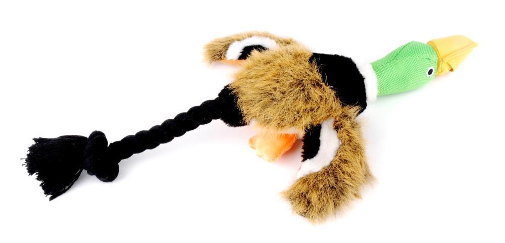 Jouet peluche canard animals flyer
