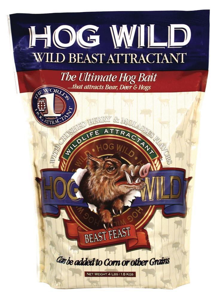 Additif d'agrainage Hog Wild 1.8 kg