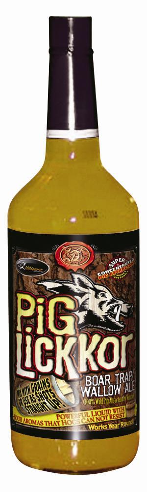 Attractant Pig Lickor 1 L