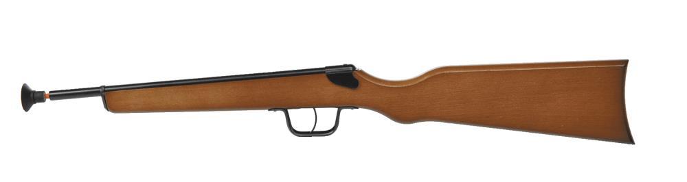 Carabine en bois enfant 4 fléchettes