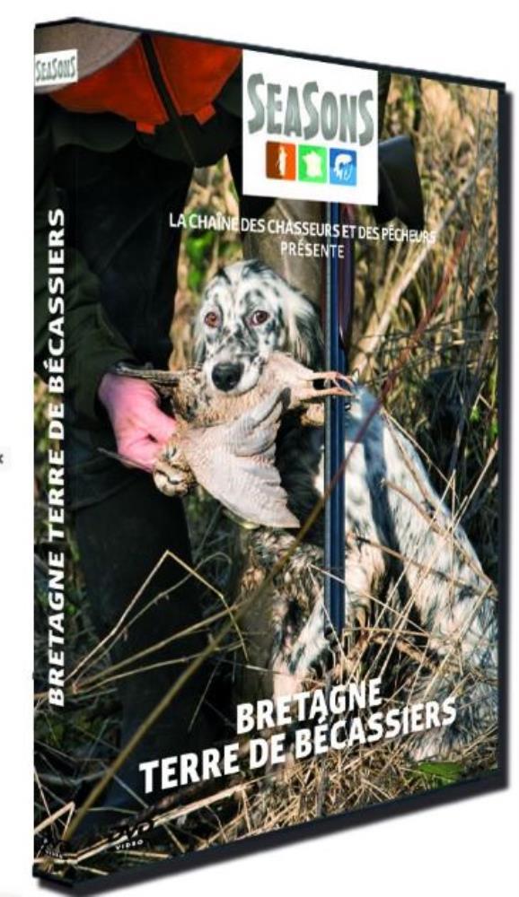 DVD Bretagne Terre de Bécassiers
