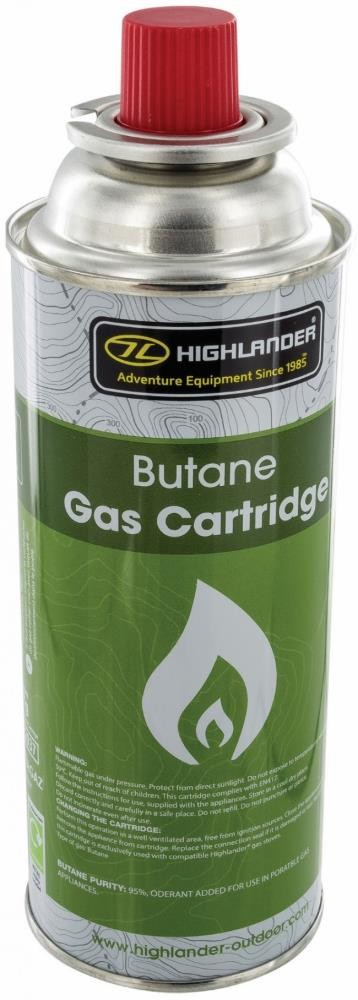 Cartouche gaz 227g Highlander
