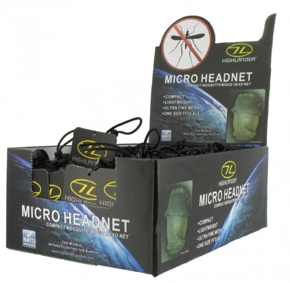 Anti moustique protection de la tête