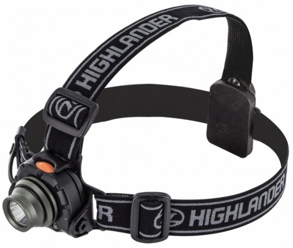 Lampe frontale wave 3W Cree Sensor