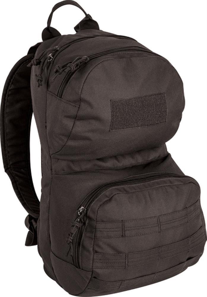 Sac à dos militaire scout pack noir