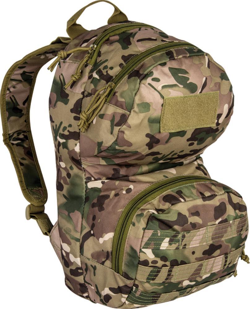 Sac à dos militaire scout pack camo
