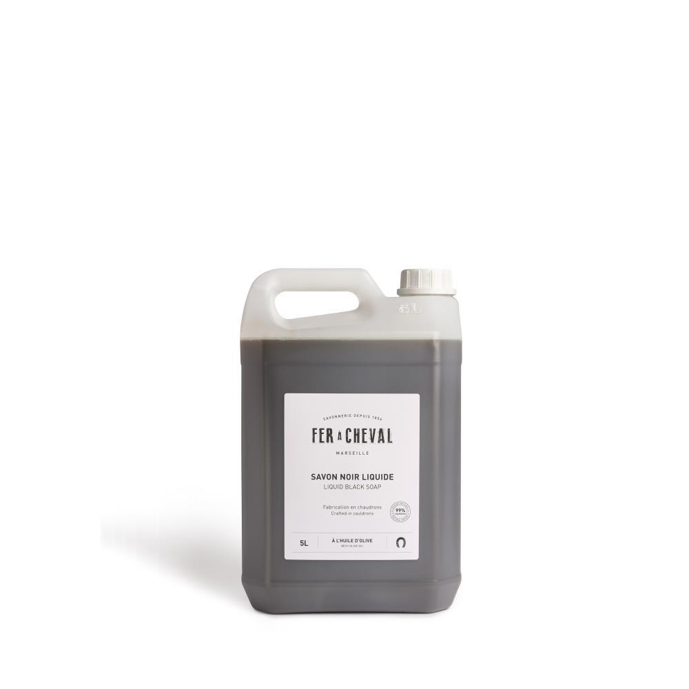 Savon noir liquide olive 5 L