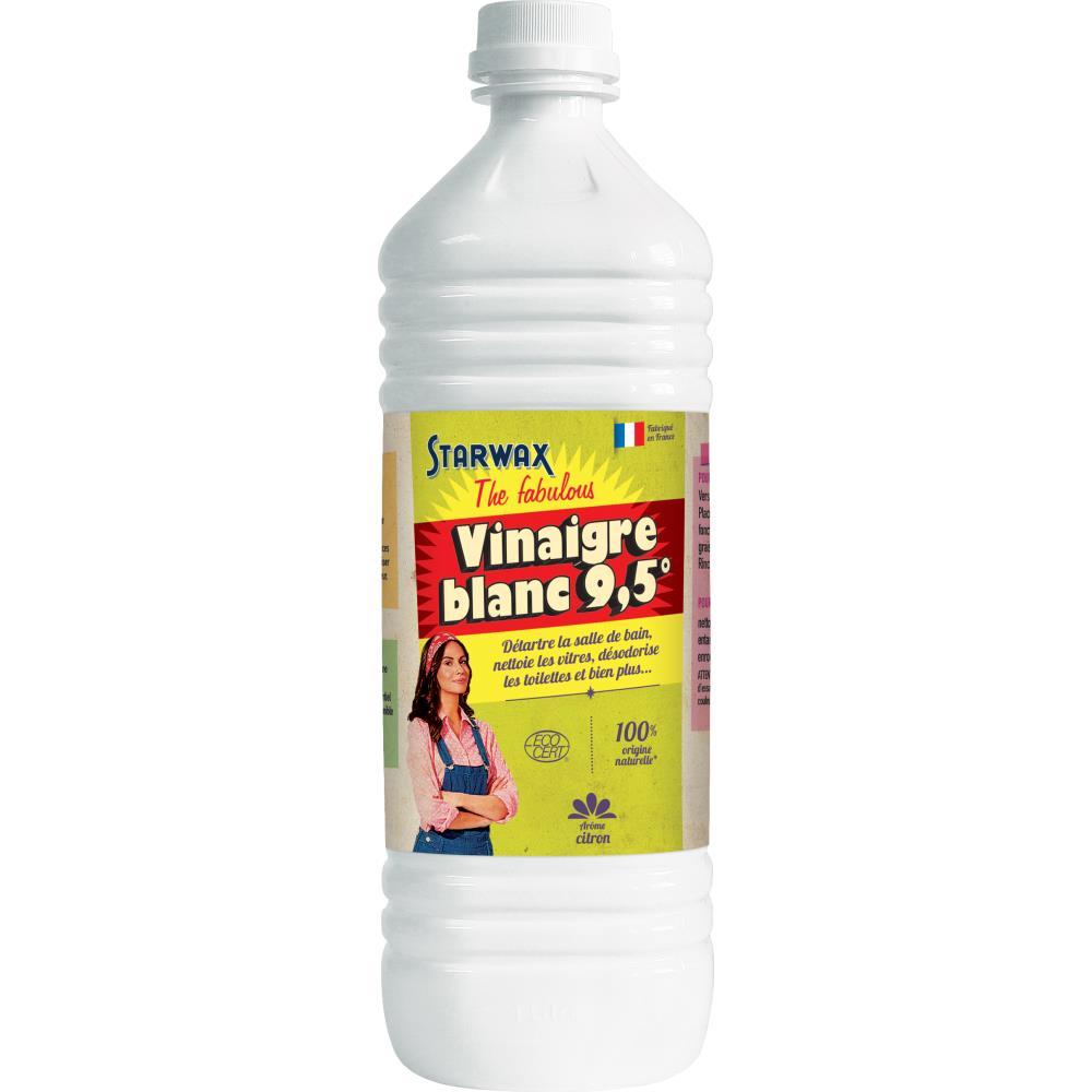 Vinaigre blanc 9.5° parfum citron