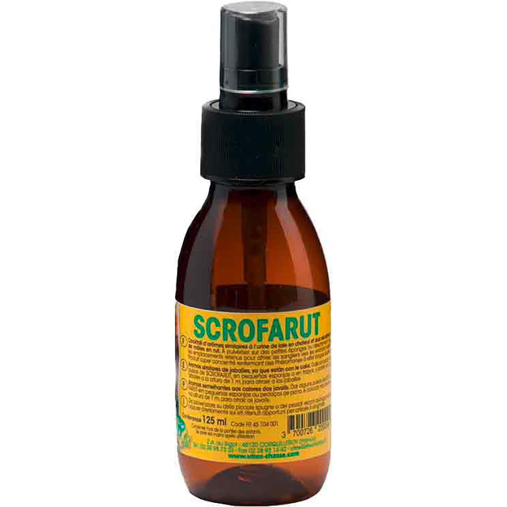 Scrofarut 125 ml Vitex