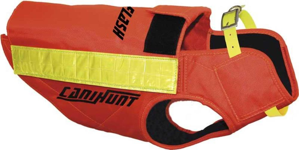 Gilet chien flash Canihunt