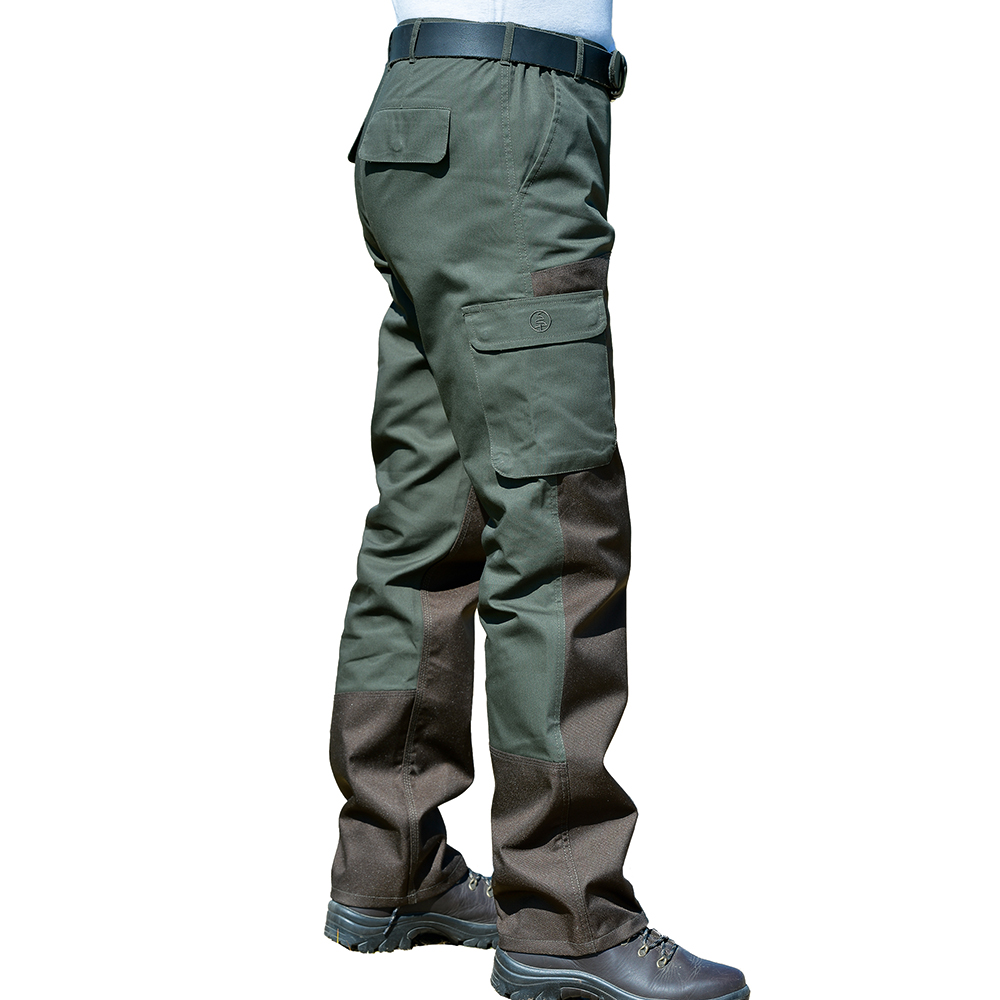 Pantalon Roncier macreuse
