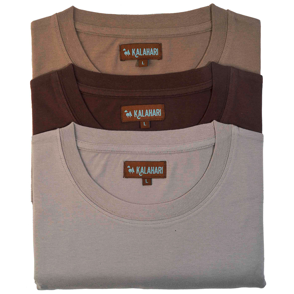 T-shirt outdoor MC (lot de 3)