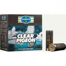 Cartouches Clear Pigeon 12/70