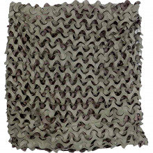 Filet Eco camo marron/kaki 1.5 x 10 m