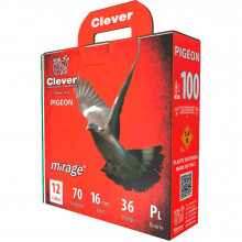 Cartouches t3 pigeon 12/70 36g x100
