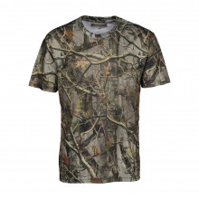 T-shirt respirant Ghost camo Forest