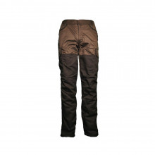 Pantalon chaud garrigue marron