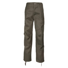 Pantalon treillis junior kaki