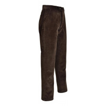 Pantalon de chasse velours marron