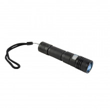 Lampe zoom rechargeable