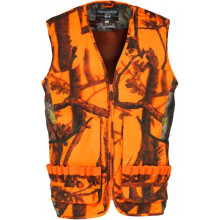 Gilet palombe Ghostcamo Blaze & Black