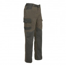 Pantalon tradition chaud kaki