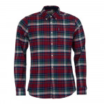 Chemise Highland check 18 Barbour