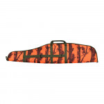 Fourreau carabine 130 cm orange/camo
