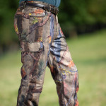 Pantalon treillis palombe Ghostcamo forest