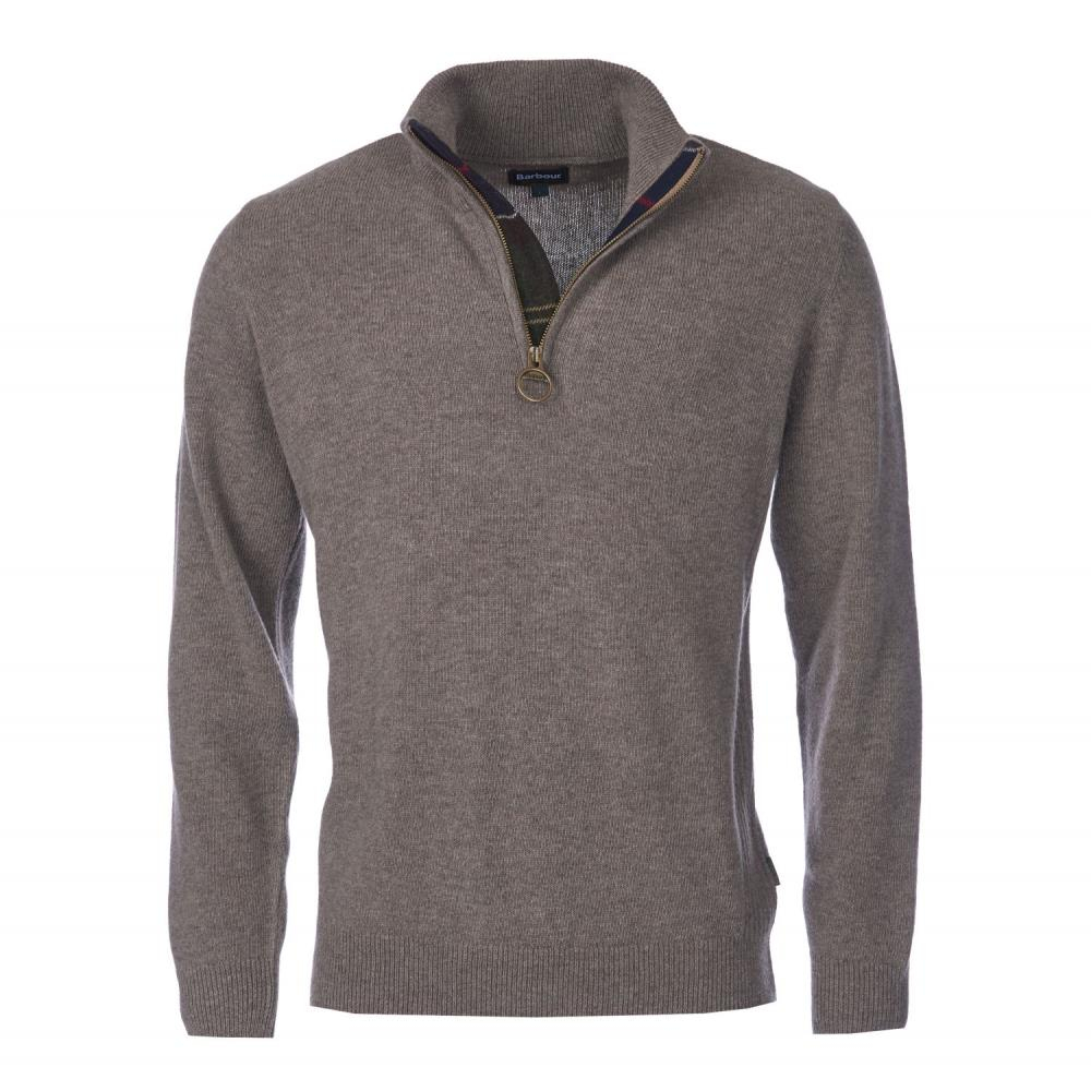 Pull col zippe holden military