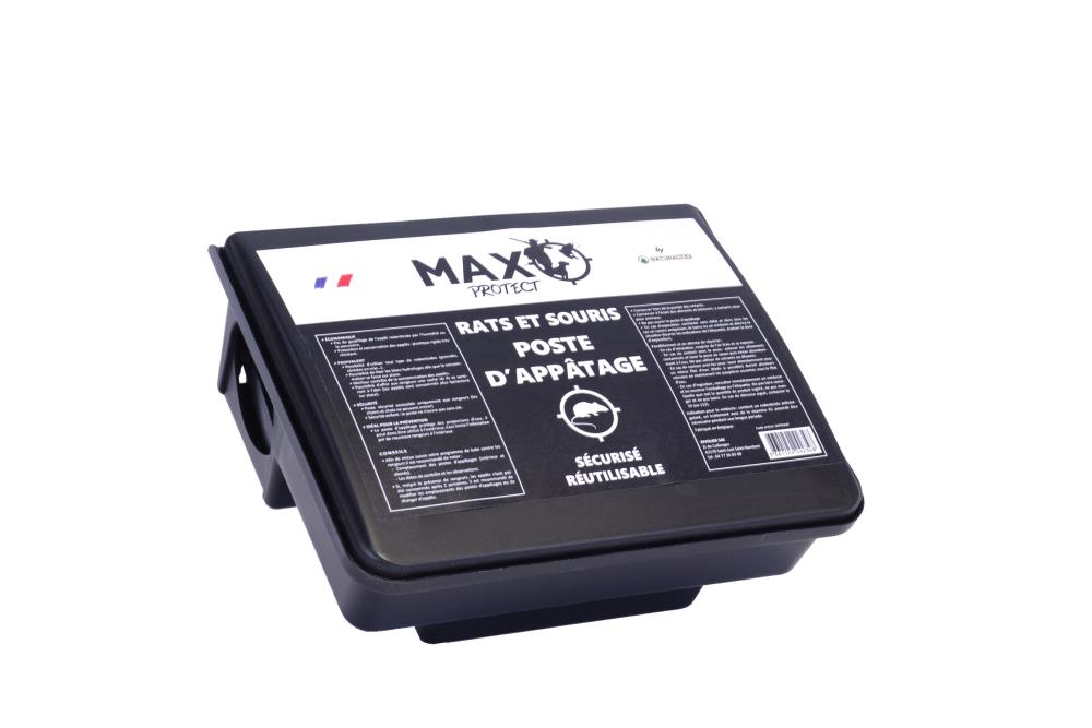 Poste d'appâtage Max Protect