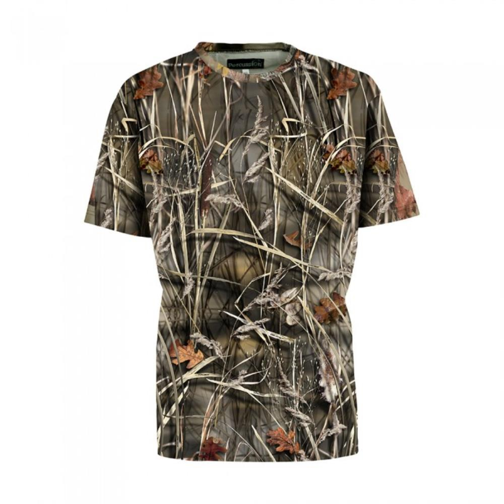 T-shirt polyester Ghostcamo Wet