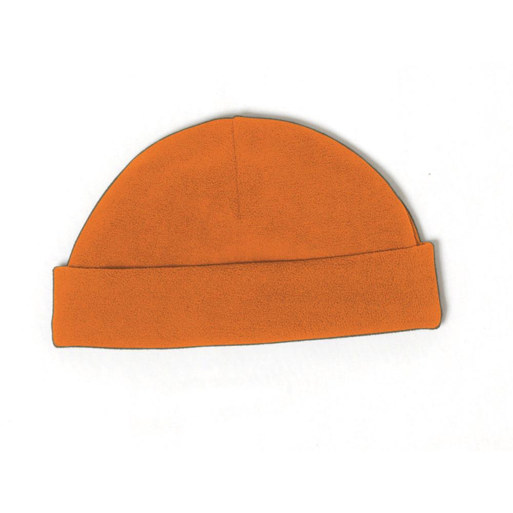Bonnet polaire orange offert